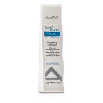 AlfaParf Semi Di Lino Volume Magnifying Shampoo (For Thin & Flat Hair)  250ml/8.45oz
