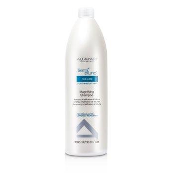 AlfaParf Semi Di Lino Volume Magnifying Shampoo (For Thin & Flat Hair)  1000ml/33.81oz