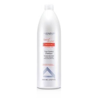 AlfaParf Semi Di Lino Discipline Frizz Control Shampoo (For Rebel Hair)  1000ml/33.82oz