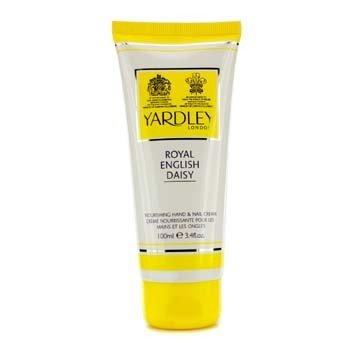 Yardley Royal English Daisy Crema Nutritiva de Manos & Uñas  100ml/3.4oz