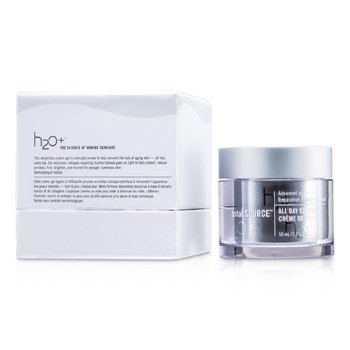H2O+ Creme Diurno Total Source  50ml/1.7oz