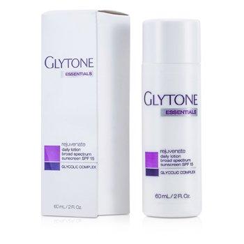 Glytone Essentials Rejuvenate Loci�n Diaria SPF 15  60ml/2oz