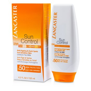 Lancaster Mleczko do opalania Sun Control Body Uniform Tan Milk SPF 50  125ml/4.2oz