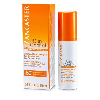 Lancaster Sun Control Eye Contour Cream SPF50+  15ml/0.5oz