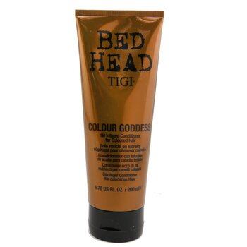 Tigi Bed Head Colour Goddess Oil Infused Conditioner (For farget hår)  200ml/6.76oz