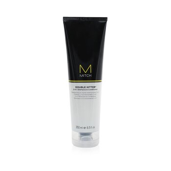 Paul Mitchell Mitch Double Hitter Champú & Acondicionador Sin Sulfato 2 en 1  250ml/8.5oz