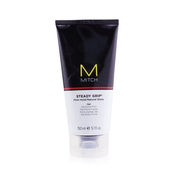 Paul Mitchell Mitch Steady Grip Firm Hold/Natural Shine Gel  150ml/5.1oz