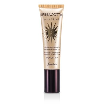 Guerlain Terracotta Joli Teint Beautifying Foundation SPF 20 - # Light  30ml/1oz