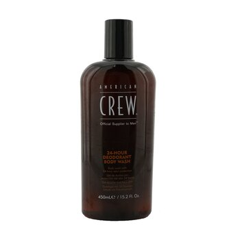 American Crew Dezodorant do mycia ciała 24-Hour Deodorant Body Wash  450ml/15.2oz