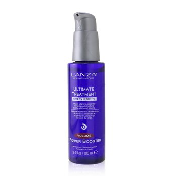 Lanza Ultimate Treatment Step 2a Aditivo de Volumen Impulsador de Poder  100ml/3.4oz