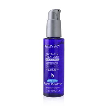 Lanza Ultimate Treatment Step 2a Additive Strength Power Booster  100ml/3.4oz