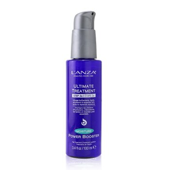 Lanza Ultimate Treatment Step 2a Additive Moisture Power Booster  100ml/3.4oz