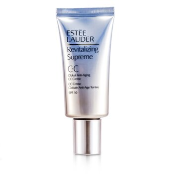Estee Lauder Revitalizing Supreme Crema CC Global Anti Envejecimiento SPF10  30ml/1oz