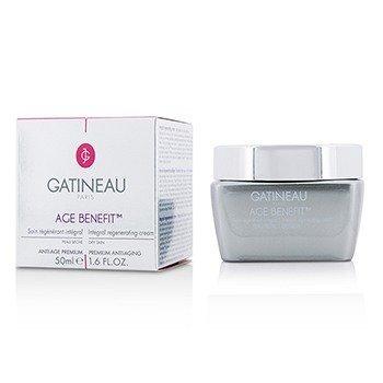Gatineau Age Benefit كريم مجدد متكامل (للبشرة الجافة)  50ml/1.6oz
