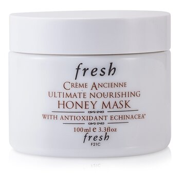 Fresh Creme Ancienne Ultimate Ravitseva hunajainen naamio  100ml/3.3oz