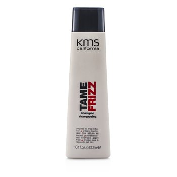 KMS California Tame Frizz Shampoo (Prepares For Frizz Reduction)  300ml/10.1oz