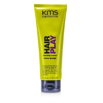 KMS California Krem do stylizacji włosów Hair Play Messing Creme (2nd-Day Texture and Grip)  125ml/4.2oz