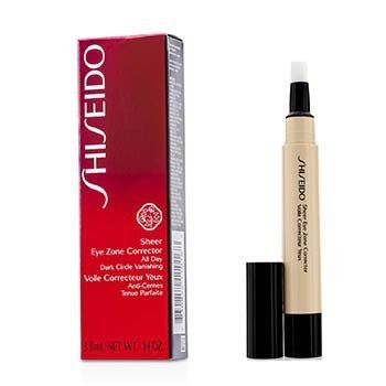 Shiseido Sheer Eye Zone Corrector - # 101 Very Light  3.8ml/0.14oz