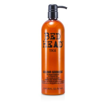 Tigi Bed Head Colour Goddess Oil Infused Conditioner (P/ cabelo tingido)  750ml/25.36oz