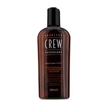 American Crew Men Trichology Anti-Hair Loss + Thickening Shampoo  250ml/8.4oz