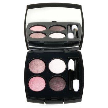Chanel Sombra Les 4 Ombres Quadra Eye Shadow - No. 202 Tisse Camelia  2g/0.07oz