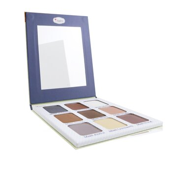 TheBalm Meet Matte Nude Eyeshadow Palette  25.5g/0.9oz