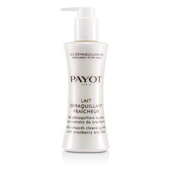 Payot Les Demaquillantes Lait Demaquillant Fraicheur Silky-Smooth Cleansing Milk  200ml/6.7oz