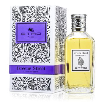 Etro Greene Street Eau De Toilette Spray  100ml/3.3oz