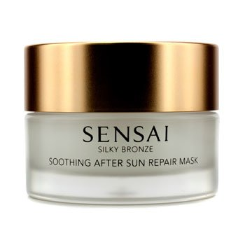 Kanebo Sensai Silky Bronze Soothing After Sun Repair Mask  60ml/2.1oz