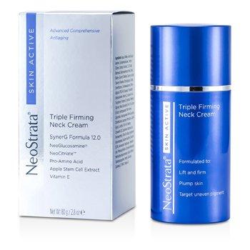 Neostrata Krém pro zpevnění krku Skin Active Triple Firming Neck Cream  80ml/2.8oz