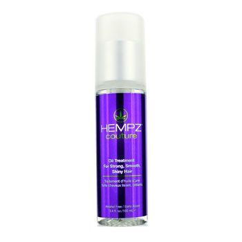 Hempz Couture Oil Treatment (For Strong, Smooth, Shiny Hair)  100ml/3.4oz