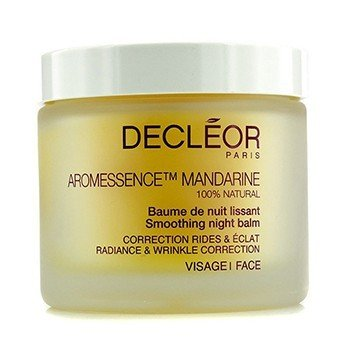 Decleor Aromessence Mandarine Smoothing Night Balm (Salongstørrelse)  100ml/3.1oz