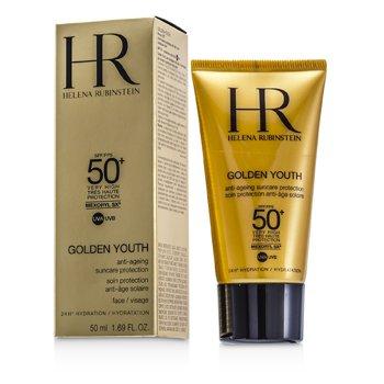 Helena Rubinstein Golden Youth Protección Cuidado Solar SPF 50+  50ml/1.69oz