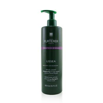 רנה פורטר Lissea Smoothing Shampoo – שמפו מחליק עבור שיער פרוע (מוצר סלון שיער)  600ml/20.29oz