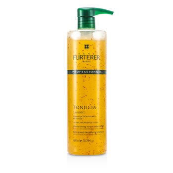 Rene Furterer Tonucia Toning And Densifying Shampoo - For Aging, Weakened Hair (Salon Product)  600ml/20.29oz