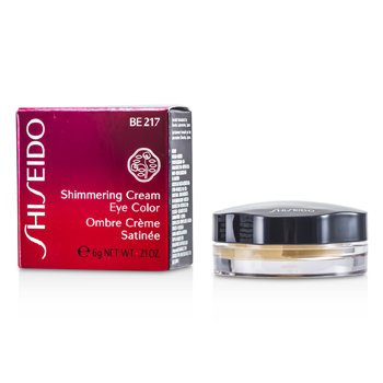 Shiseido Shimmering Cream Eye Color - # BE217 Yuba  6g/0.21oz
