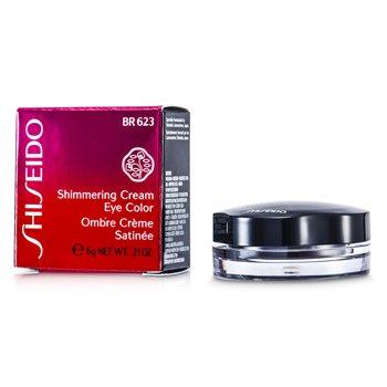Shiseido Sombra Em Creme Shimmering  - # BR623 Shoyu  6g/0.21oz
