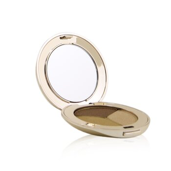 Jane Iredale PurePressed Sombra de Ojos Triple - Golden Girl  2.8g/0.1oz
