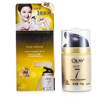 Olay Total Effects Touch Of Foundation SPF 15  50g/1.7oz
