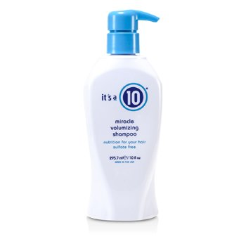 איטס אה 10 Miracle Volumizing Shampoo – שמפו להענקת נפח  295.7ml/10oz