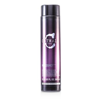 Tigi Catwalk Headshot Reconstructive Shampoo (For Chemically Treated Hair)  300ml/10.14oz