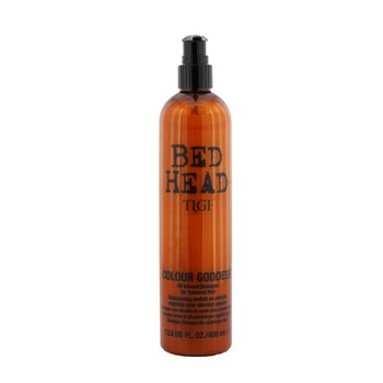 Tigi Bed Head Colour Goddess Oil Infused Shampoo (For farget hår)  400ml/13.5oz
