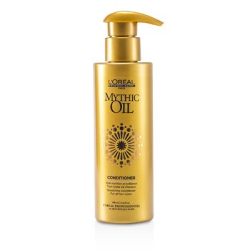 L'Oreal Professionnel Mythic Oil Nourishing Conditioner (For All Hair Types)  190ml/6.42oz