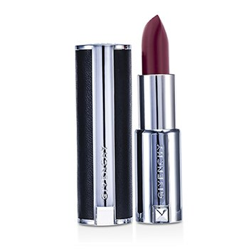 Givenchy Le Rouge Intense Color Sensuously Mat Lipstick - # 315 Framboise Velours (Genuine Leather Case)  3.4g/0.12oz