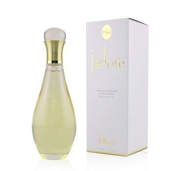 Christian Dior J'Adore Dry Silky Body Oil  150ml/5oz