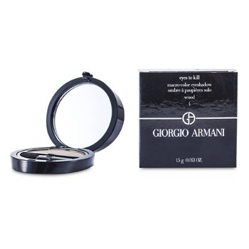 Giorgio Armani Eyes to Kill Sombra de Ojos Solo - # 04 Wood  1.5g/0.053oz