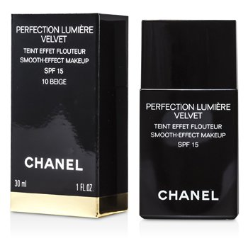 Chanel Perfection Lumiere Velvet Smooth Effect Makeup SPF15 - # 10 Beige  30ml/1oz