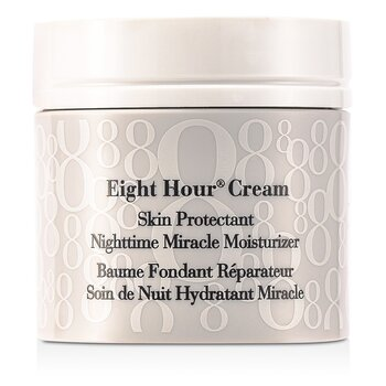 Elizabeth Arden Eight Hour Cream Skin Protectant Nighttime Miracle Moisturizer  50ml/1.7oz