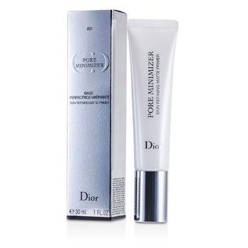 Christian Dior Pore Minimizer Primer Mate Refinador de Piel - # 001  30ml/1oz
