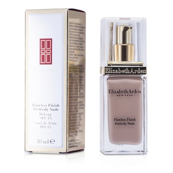 Elizabeth Arden Flawless Finish Perfectly Nude Makeup SPF 15 - # 17 Bisque  30ml/1oz